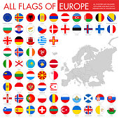vector graphics of national flags…