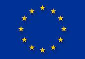 european union flag design element