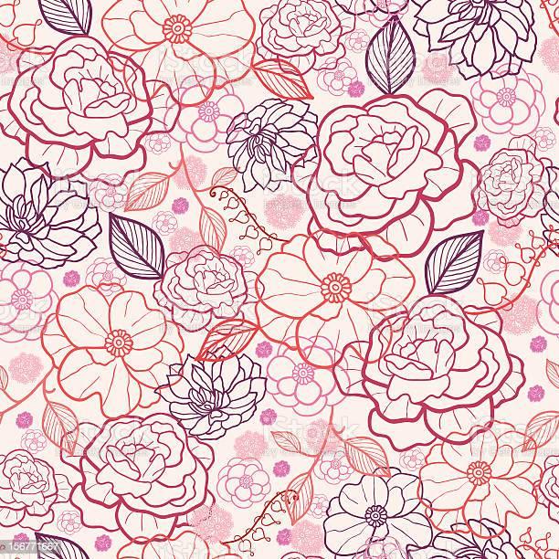 Evening garden floral seamless pattern vector id156771667?b=1&k=6&m=156771667&s=612x612&h=bdkmjlz6mwfmncoempmu xn9l3nn ki7aazjzp8alx4=