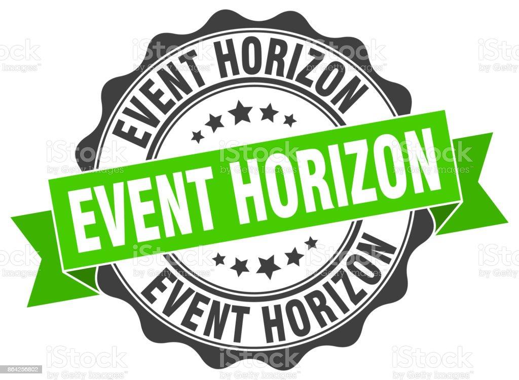 event horizon stamp. sign. seal royalty-free event horizon stamp sign seal stock vector art & more images of award ribbon