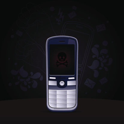 Evil mobile phone