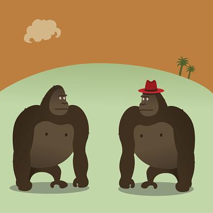Evolution is gradual...