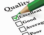 Excellent Quality Survey Checklist