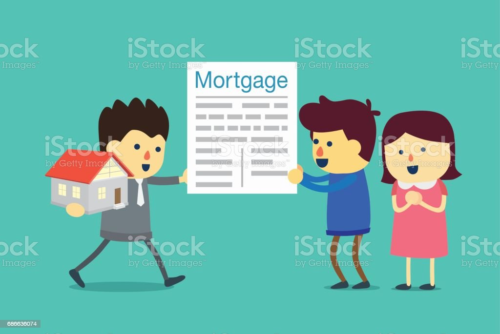 Exchange A Mortgage Commitment Letter And Home With Property Agent