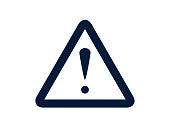 istock Exclamation Mark Sign Warning About An Emergency 1131163852