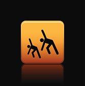 exercise button icon