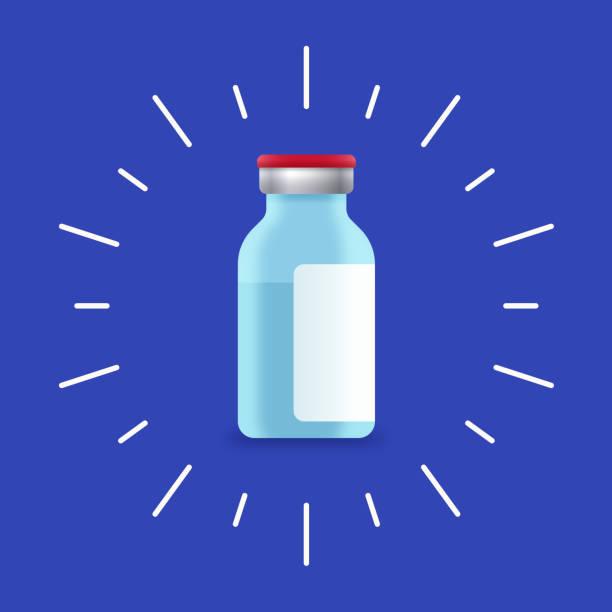 ilustraciones, imágenes clip art, dibujos animados e iconos de stock de nuevo medicamento experimental - remdesivir