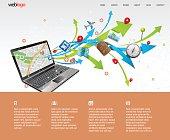 Explore Travel online web