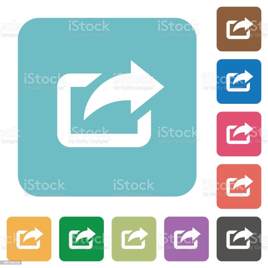 Export  flat icons royalty-free export flat icons stok vektör sanatı & bağlantı'nin daha fazla görseli