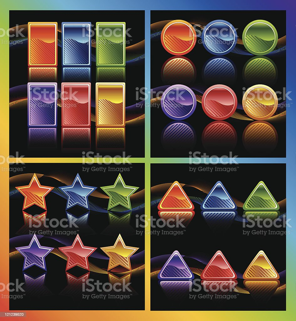Eye Candy icons royalty-free eye candy icons stock vector art & more images of blue