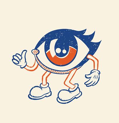 Eye Character
