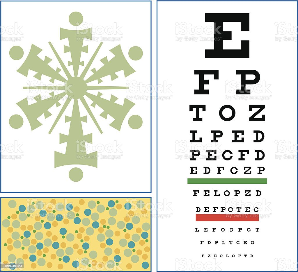 Eye charts stock vector art more images of chart 165045123 istock eye charts royalty free eye charts stock vector art amp nvjuhfo Image collections