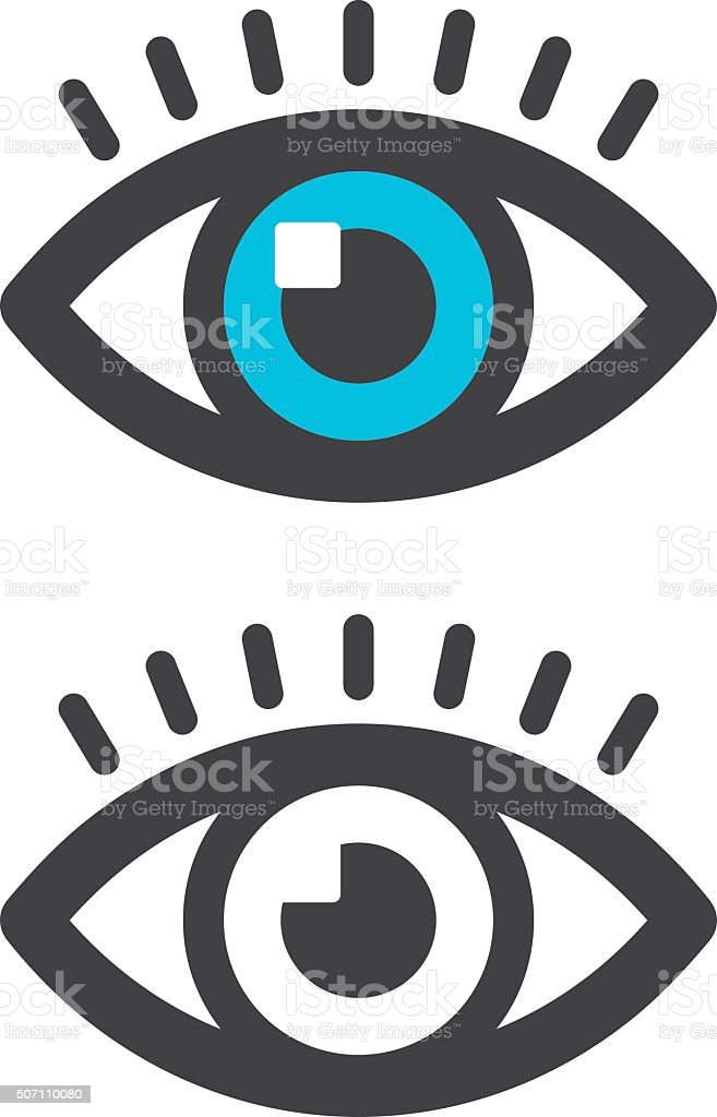royalty free eye clip art vector images illustrations istock rh istockphoto com eyeball clipart images eyeball clipart black and white
