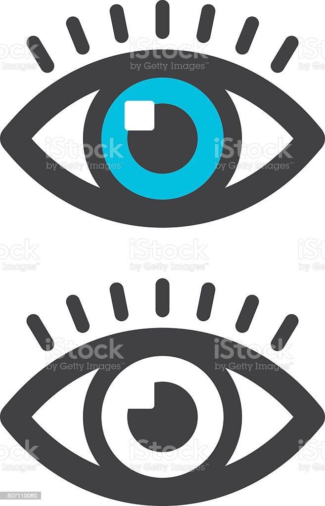 royalty free human eye clip art vector images illustrations istock rh istockphoto com eyeball clipart free scary eyeball clipart