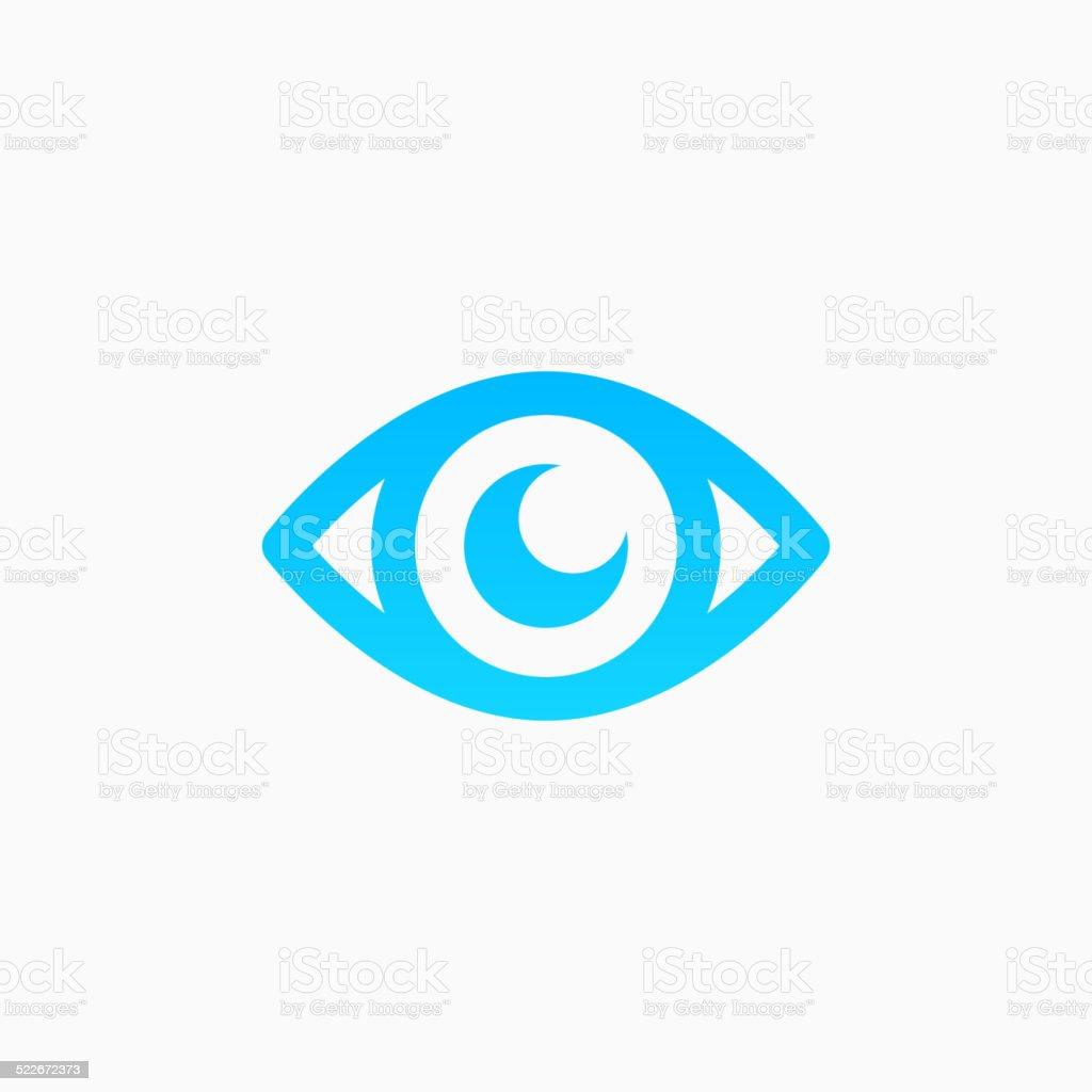 Auge-Symbol – Vektorgrafik
