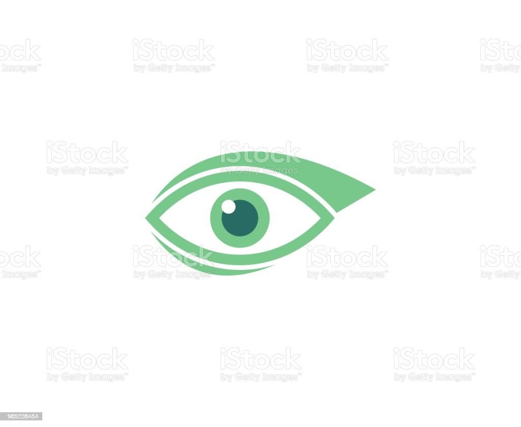 Eye icon royalty-free eye icon stock vector art & more images of abstract