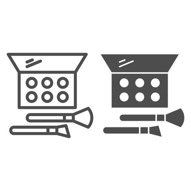 Salon Products Illustrations, Royalty-Free Vector Graphics