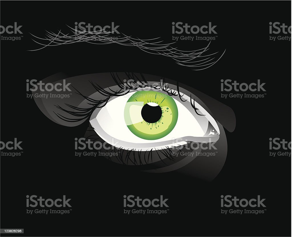 eye royalty-free eye stock vector art & more images of awe