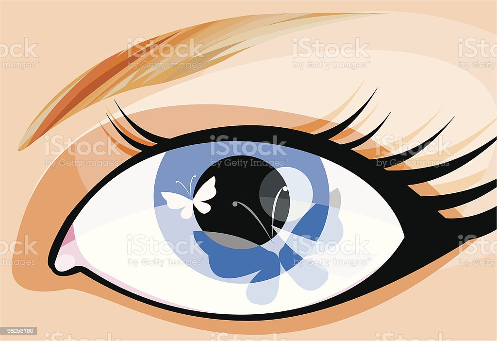 eye royalty-free eye stock vector art & more images of adult