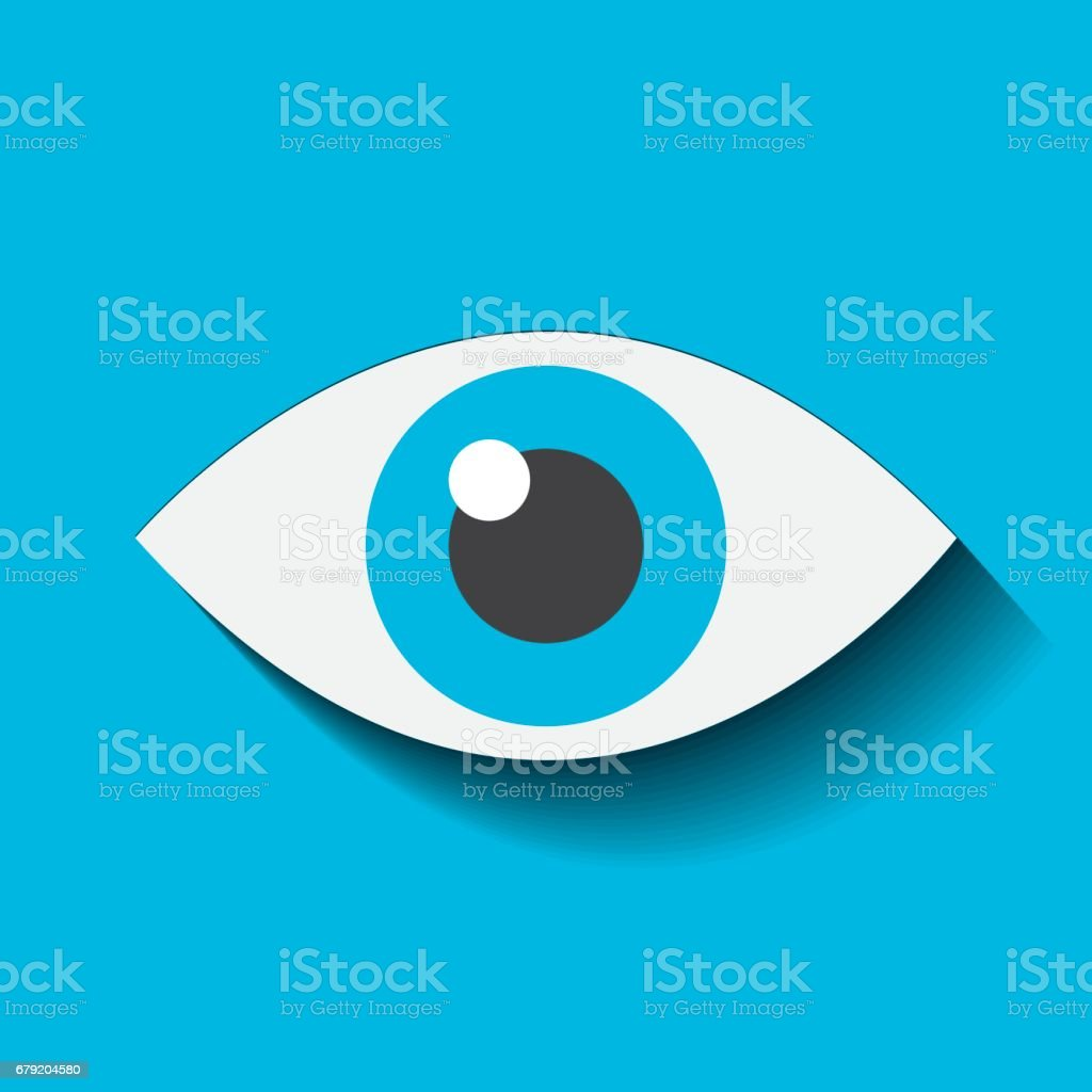eye view security icon eye view security icon – cliparts vectoriels et plus d'images de abstrait libre de droits