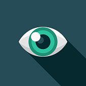istock Eyeballing Graphic Design Icon Icon 1089444910