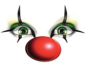 Eyes of a Clown