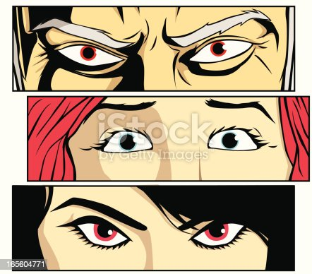 istock Eyes Only 165604771