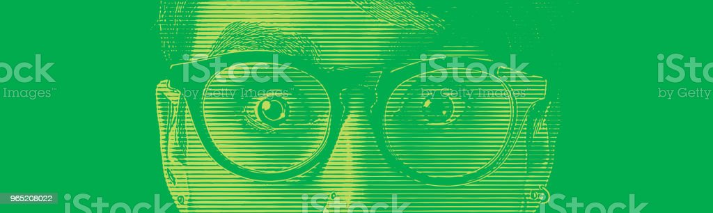 Eyes shock royalty-free eyes shock stock vector art & more images of 25-29 years