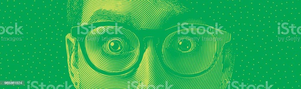 Eyes shock royalty-free eyes shock stock vector art & more images of 25-29 years