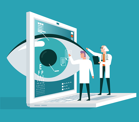 Eyesight - Laptop