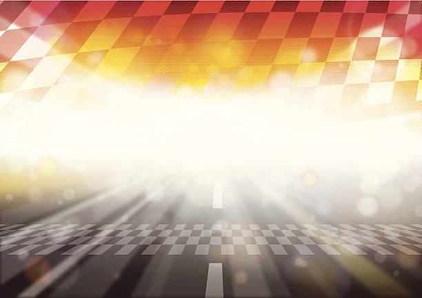 f1 racing - race stock illustrations