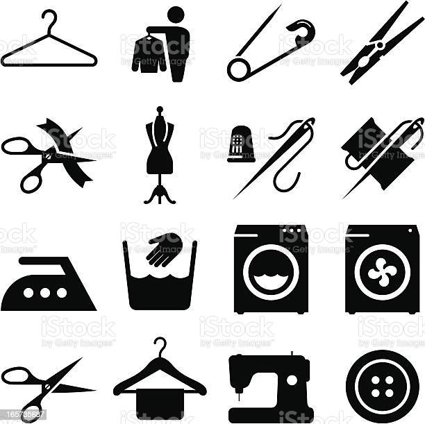 Fabric and textiles icons black series vector id165735687?b=1&k=6&m=165735687&s=612x612&h=8sovfl28dm7ti xvc9pdte9r1gf4fyxj94l8fjkes34=