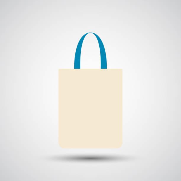 stoff-tasche-symbol - stoffmarkt stock-grafiken, -clipart, -cartoons und -symbole
