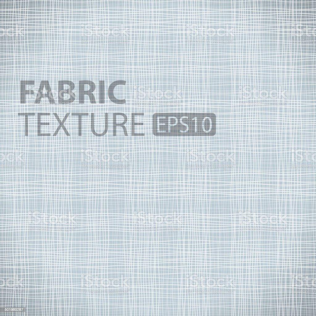 Fabric Texturefor your design. vector art illustration