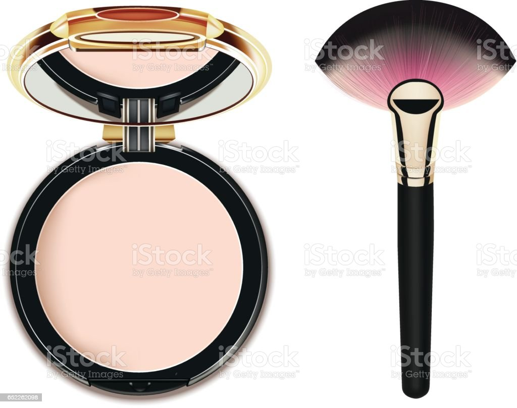 Face Cosmetic Makeup Powder