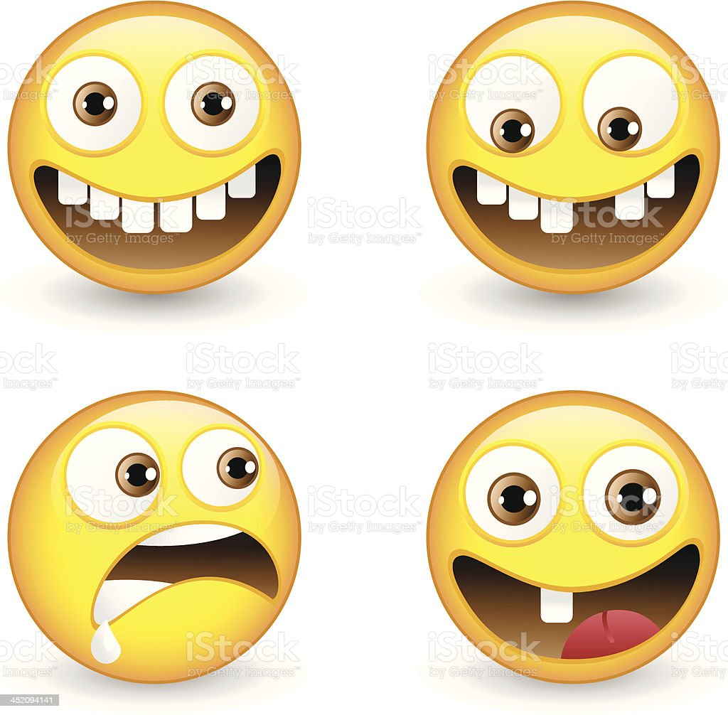 face expressions royalty-free face expressions stock vector art & more images of adulation