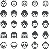 Face Icons - Smart Series