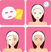 Face Mask - step