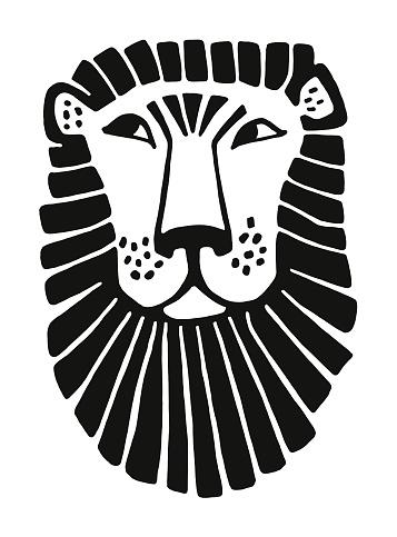 Face of a Lion