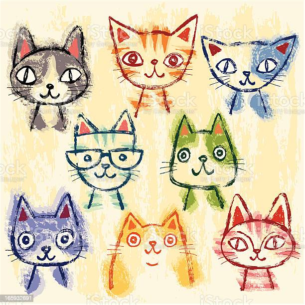 Face of many cats vector id165932691?b=1&k=6&m=165932691&s=612x612&h=5 eljmeslrbv6c8pes0ncubn8yzj vgj5d3sgnw1w6i=