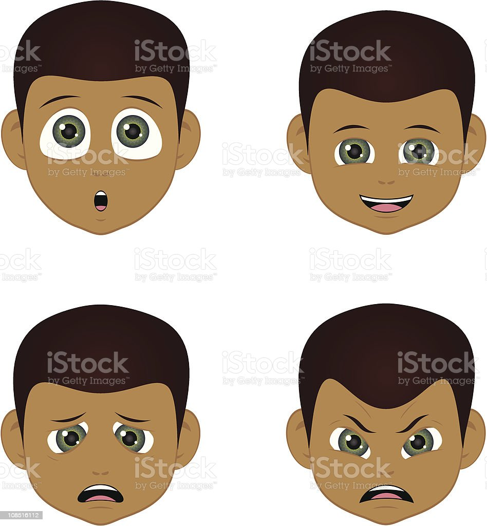 faces of boy royalty-free faces of boy stock vector art & more images of beautiful people