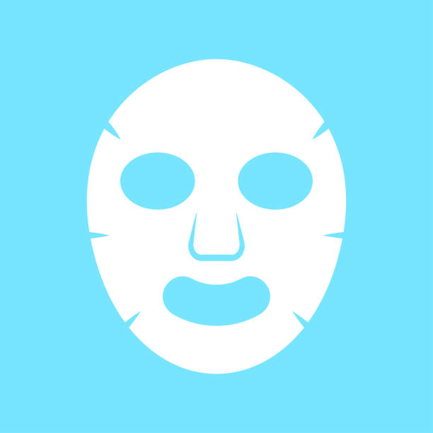 Best Sheet Mask Illustrations, Royalty-Free Vector Graphics