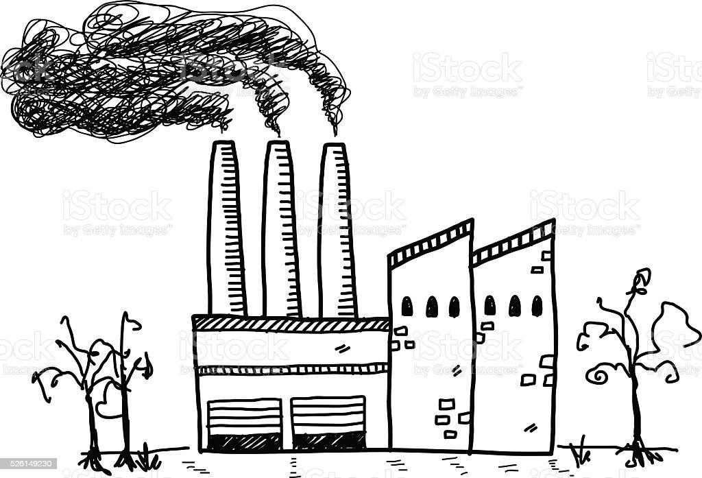 deforestation global warming cartoon