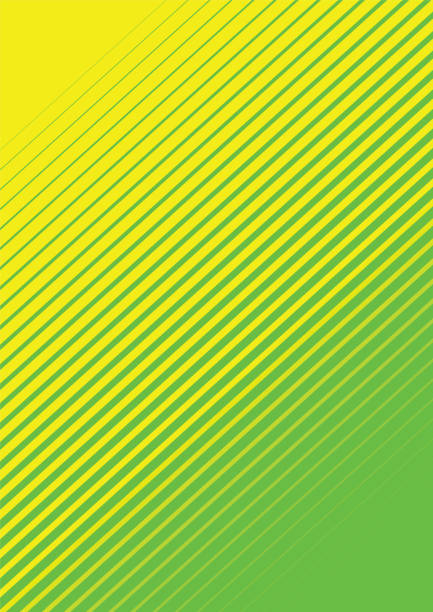 Fading line pattern background Fading line pattern background lime stock illustrations