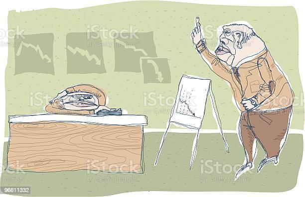 Failing Business-vektorgrafik och fler bilder på Affärsmöte