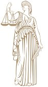 istock fair trial   Law .lady justice Themis 522145238