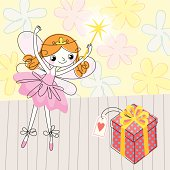 Fairy with a Gift.