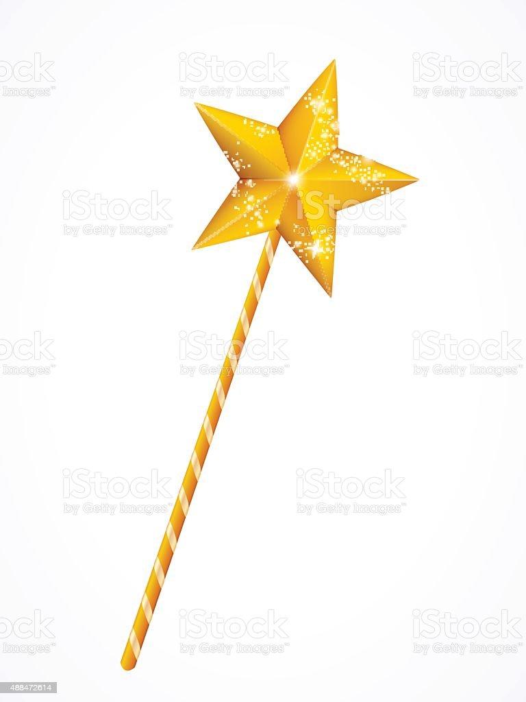 royalty free magic wand clip art vector images illustrations istock rh istockphoto com princess wand clipart magic wand clipart free