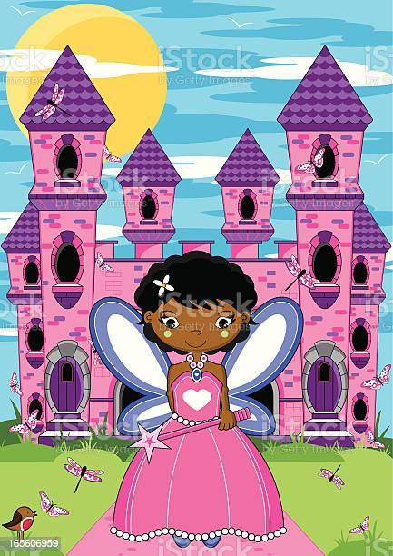 Fairy princess enchanted castle vector id165606959?b=1&k=6&m=165606959&s=612x612&h=szetxg3rp3oxlqb qqmycjozcvid7w5fghbai h72ts=