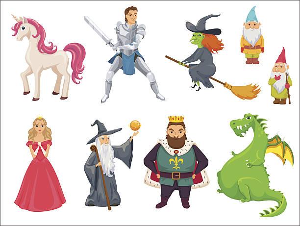 fairy tale characters - prince stock-grafiken, -clipart, -cartoons und -symbole